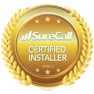 Logo certified installer level 2
